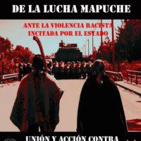 [Chile] Liberdade ao mapuche por lutar!