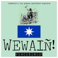 [Chile] Liberdade aos presos políticos Mapuche