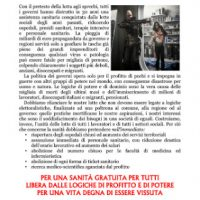 [Itália] O capitalismo é mais perigoso do que o coronavírus