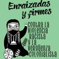 [Chile] Contra a violência racista e a vergonha colonialista