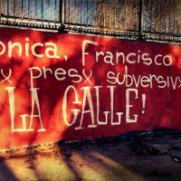 [Chile] Palavras do preso libertário Marcelo Villarroel Sepulveda sobre a prisão de Mónica e Francisco