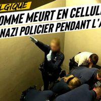 [França-Bélgica] Vídeo | Uma morte na prisão, uma saudação nazi na polícia