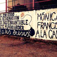 [Grécia] Declaração do preso anarquista Dinos Giagtzoglou em solidariedade com Mónica e Francisco