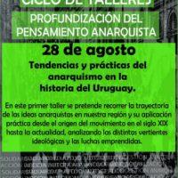 [Uruguai] Nasce o Ateneu Anarquista de Montevidéu