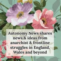 Anarquistas na Inglaterra e no País de Gales lançam site autônomo de notícias