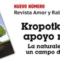 [Espanha] Revista Amor y Rabia Nº.75: Kropotkin e o apoio mútuo: a natureza não é um campo de batalha