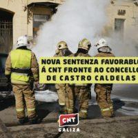 [Espanha] Nova decisão a favor da CNT contra a Prefeitura de Castro Caldelas