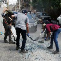 Entrevista: Apoio mútuo no Líbano após o desastre