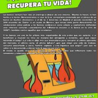 [Espanha] Queima teu banco, recupera tua vida!