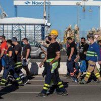 [Espanha] A CGT convoca uma greve geral indefinida no setor de metais em Cádiz