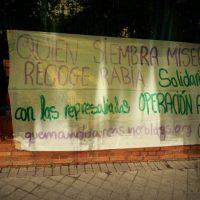 [Espanha] Queimando Arcas: Um ano de repressão contra o anarquismo