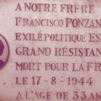 [Espanha] Paco Ponzán, um herói oscense da resistência antifascista reconhecido na França e ignorado em sua terra