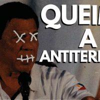 Vídeo | Queime a lei antiterror! Solidariedade com o Arquipélago.