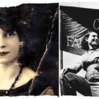 """[França] 16 de agosto de 1907: nascimento de """"Mimosa"""", uma anarquista e ativista antifascista"""