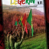 Lançada em português a Revista Lêgerîn!