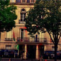 [França] Ataque à embaixada da Bielorrússia em Paris