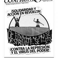 """[Chile] Periódico """"Confrontación"""" #3"""