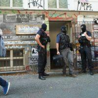 [Grécia-Alemanha] Ataques antiterroristas em casas de anarquistas em Berlim e Atenas
