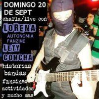[Paraguai] Corona Live | Bate-papo com Lety Concha e Lorena