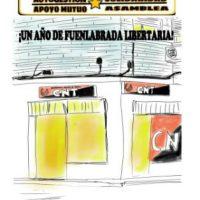 """[Espanha] O número 7 da """"Fuenlabrada Libertaria"""" está disponível"""