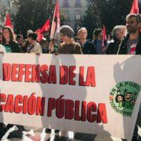 [Espanha] A CGT Andaluzia formaliza a convocação de Greve Geral em todo o campo educacional não-universitário para 18 de setembro