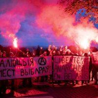 [França] Paris: Solidariedade com prisioneiros anarquistas na Bielorrússia e em todo o mundo