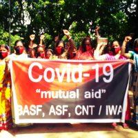 [Bangladesh] Ação contra Covid-19: BASF distribui milhares de máscaras para trabalhadores pobres das plantações de chá