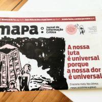 [Portugal] 28º Jornal Mapa destaca a discriminação racial e a violência policial
