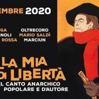 [Itália] Alessandria: 6ª edição do Festival do Canto Anárquico Popular e Autoral