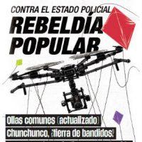 [Chile] Chuchunco City: Boletim da Assembleia Libertária Chuchunco #2, Setembro 2020