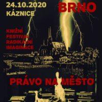 [República Tcheca] Brno Desobediente - feira do livro da imaginação radical