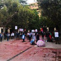 [Espanha] A greve da Educação em Huesca