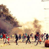 [África do Sul] Levante em Joanesburgo após o assassinato policial de Nathaniel Julius