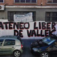 [Espanha] Parada a primeira tentativa de desalojo do Ateneu Libertário de Vallekas: a luta segue
