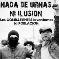 [Chile] Nada de urnas, se organizar à margem dos partidos e do Estado
