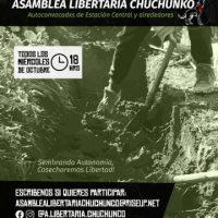[Chile] Santiago: Assembleia Libertária Chuchunco
