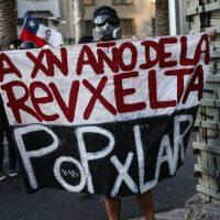 [Chile] A um ano do início da revolta