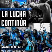 [Chile] Comunicado de agitação pelo 18 de Outubro – a revolta não se detêm até a liberação total