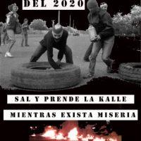[Chile] A 1 ano da revolta todos à rua!