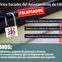[Espanha] CNT denuncia o colapso dos serviços sociais da Prefeitura de Córdoba