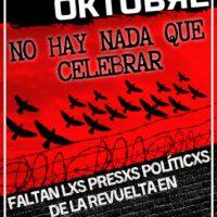 [Chile] Neste 25 de Outubro NÃO há nada para comemorar