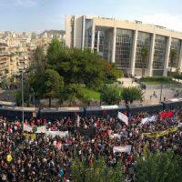 """[Grécia] Partido neonazista Aurora Dourada declarado """"organização criminosa"""" em julgamento histórico"""