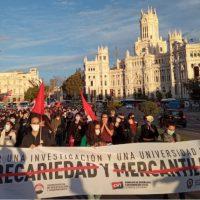 [Espanha] Crônica da Greve nas Universidades e Centros de Pesquisa