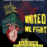 [Alemanha] Dias de ação e discussão em Berlim, 30 de outubro - 1° de novembro de 2020