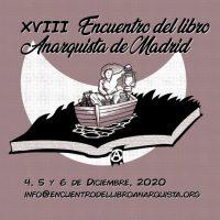 [Espanha] XVIII Encontro do Livro Anarquista de Madrid