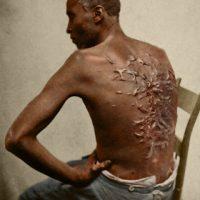 [EUA] Três fotos coloridas que mostram o terror da escravidão há 160 anos