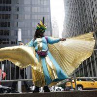 [EUA] A vida de David Graeber comemorada no Zuccotti Park