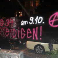 [Alemanha] Meuterei, Berlim: Saudações solidárias e primeiras reflexões sobre o despejo da okupa Liebig34