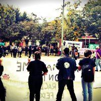 """[Espanha] Concentração: """"Fora o racismo e o fascismo de nossos bairros"""""""
