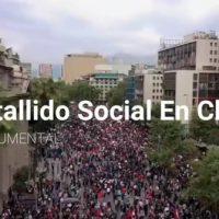"""Documentário: """"Explosão Social no Chile"""""""